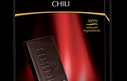היידי שוקולד מריר צ'ילי