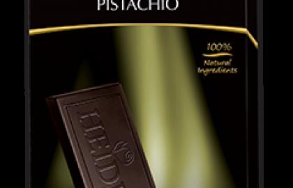 היידי שוקולד מריר פיסטוקים