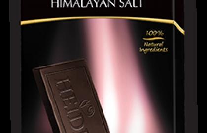 היידי שוקולד מריר מלח ההימלאיה