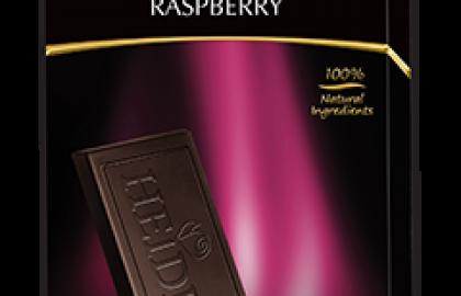 היידי שוקולד מריר עם פטל