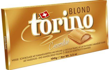 חפיסת שוקולד בלונד טורינו